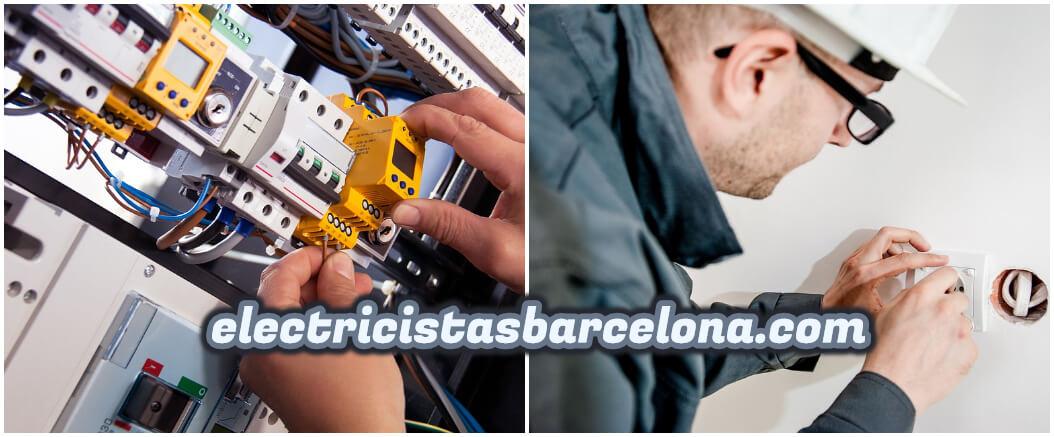los mejores electricistas en Barcelona baratos